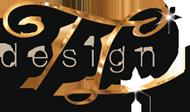 T L Design Salon   A First-Class Salon in Portland, Oregon   Logo
